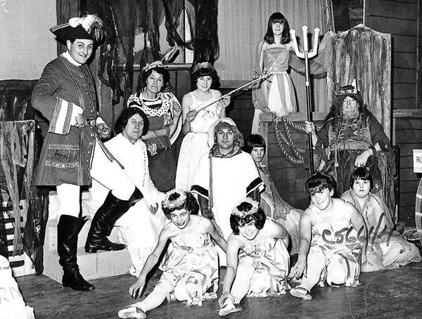 history of panto The independent culture  but it's a proper panto it's the traditional story, but for adults and the bar's open all the way through' dan burn-forti.