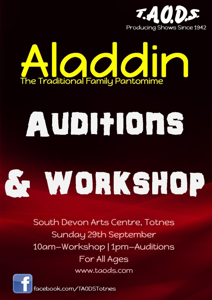 Auditions-New
